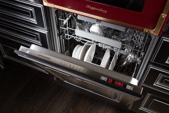встроенная посудомойка kuppersberg