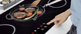 Кухня с электрической плитой: основные характеристики и полезные программы