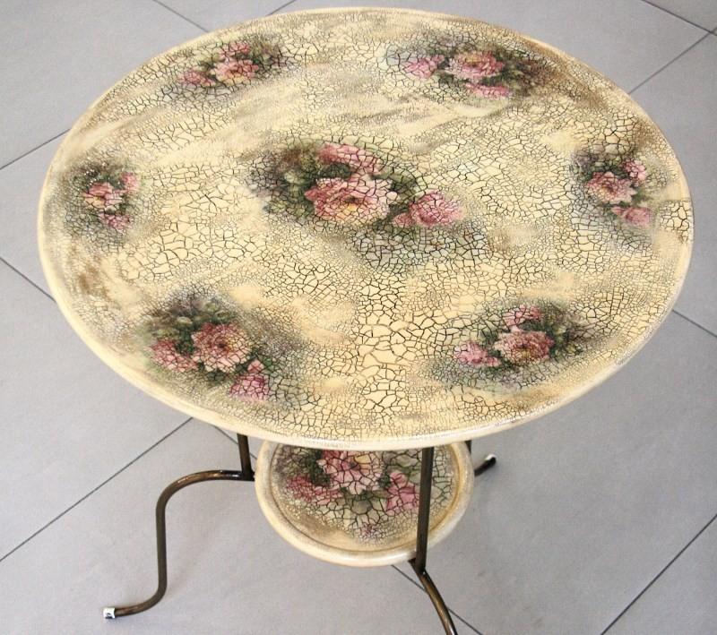 dekupazh-stola Декупаж старого стола своими руками