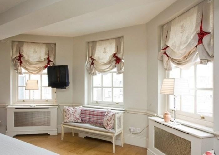 лондонские шторы