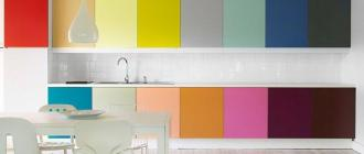 Секреты создания правильного настроения вашей кухни благодаря цветовому оформлению