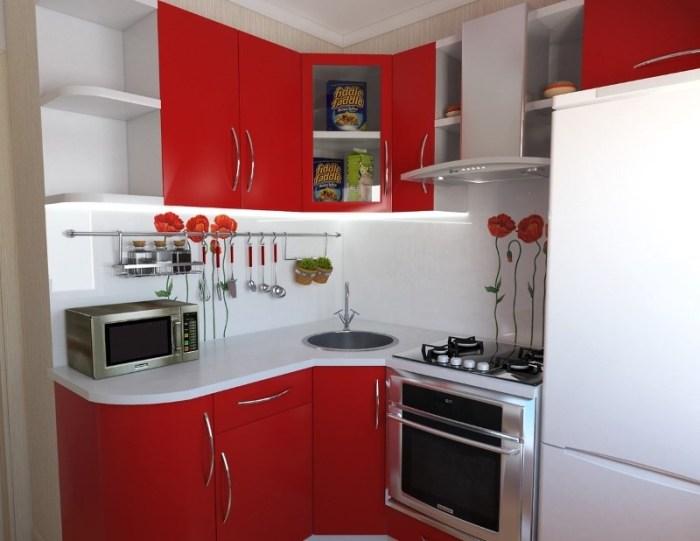 Мебель для кухни 5 кв м