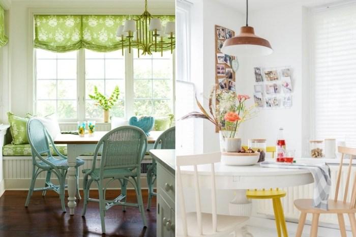 Растения на кухне в стиле минимализм