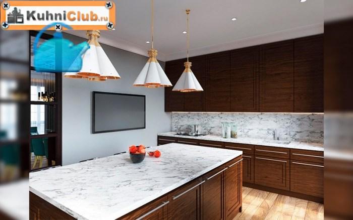 Большой-телевизор-для-просторной-кухни