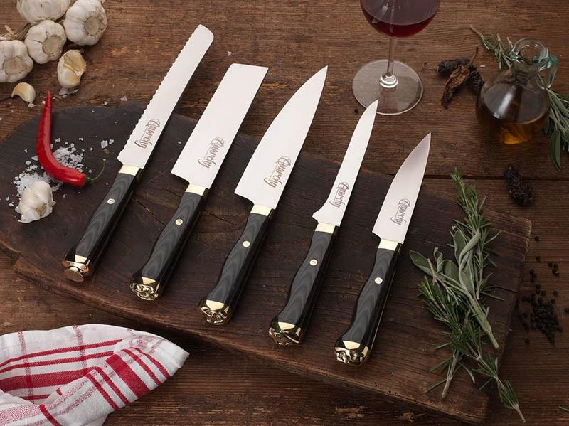 Виды кухонных ножей и как выбрать кухонные ножи
