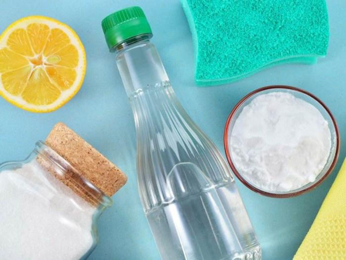 Сода соль уксус при подгорании кастрюли