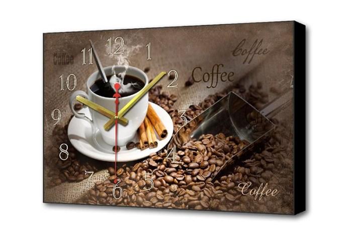 Часы-картины на кухню