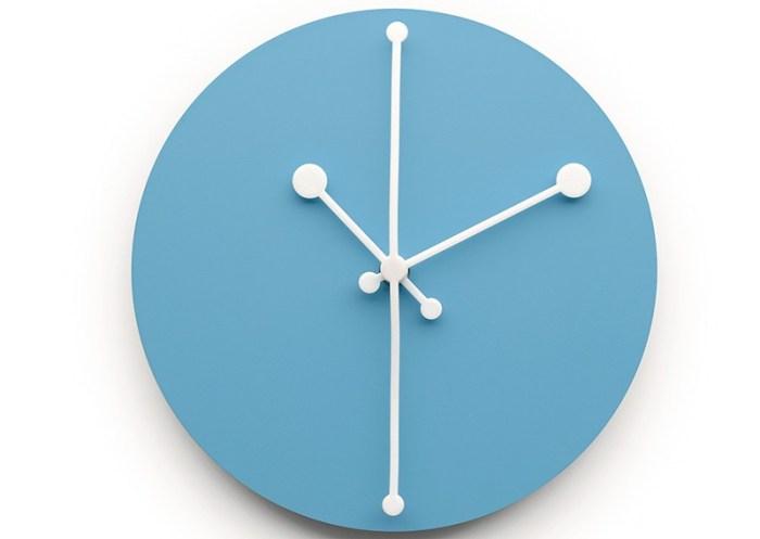 Часы на кухню без цифр неудобно