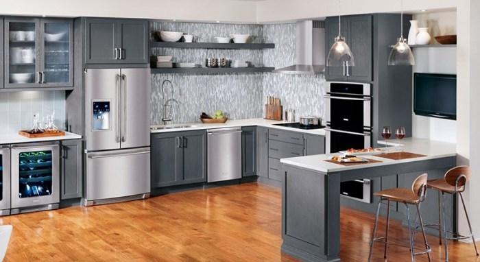 Встраиваемая техника оптимизация на кухне