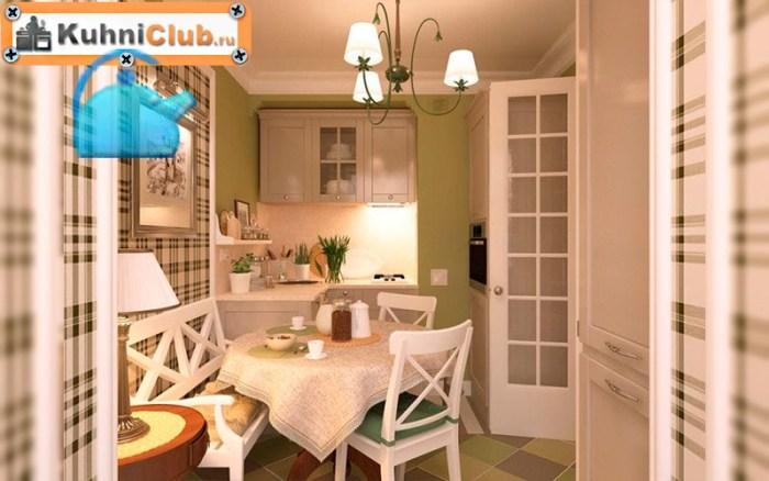 Скамья-в-маленькой-кухне