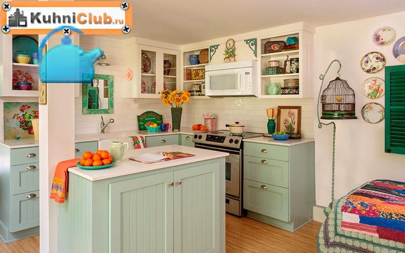 Кухня-в-стиле-шебби-шик-22