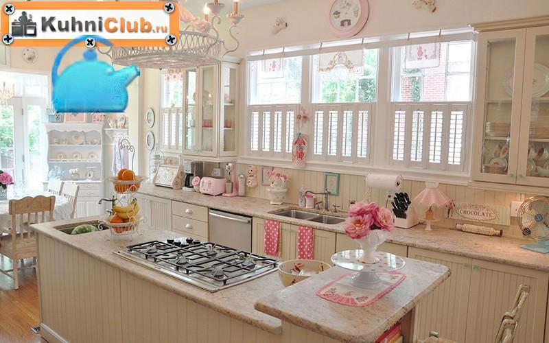 Кухня-в-стиле-шебби-шик-4