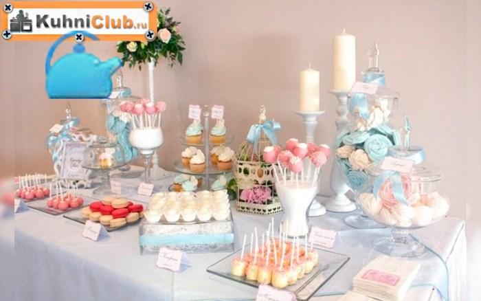 Чайный-стол-для-свадьбы