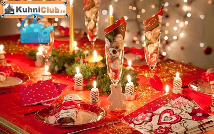 Новогодний-чайный-стол