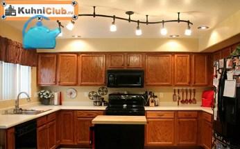 Люстра-на-кухне-с-низким-потолком