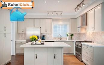 Софиты-на-кухне-с-низкими-потолками