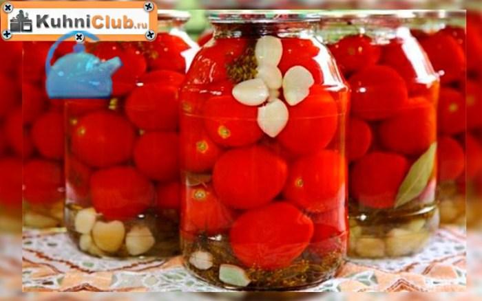 Засолка-помидоров