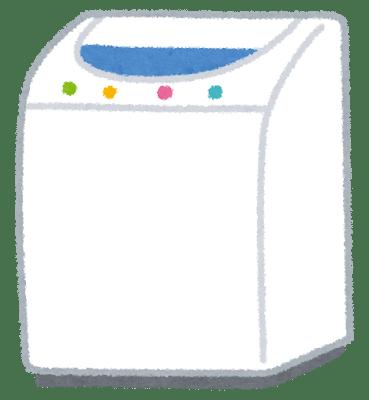 洗濯機を運ぶ方法