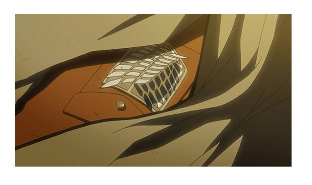 進撃の巨人:第22話「敗者達~第57回壁外調査(6)~」の動画