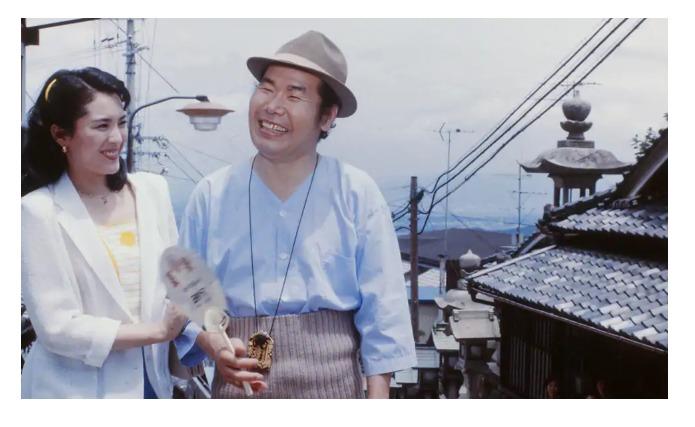 映画「男はつらいよ 浪花の恋の寅次郎(第27作)」の動画情報