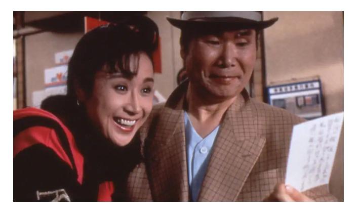 映画「男はつらいよ 拝啓車寅次郎様(第47作)」の動画情報
