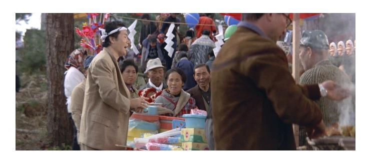 第18作「男はつらいよ 寅次郎純情詩集」で寅さんが啖呵売した商品「風呂セット、鯨尺」