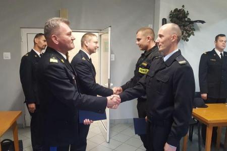 Wizyta Kujawsko-Pomorskiego Komendanta PSP wAleksandrowie Kujawskim