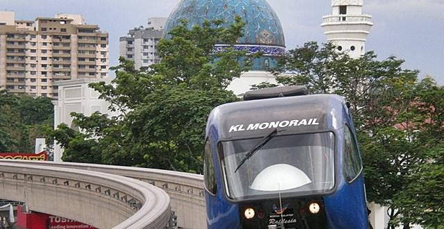 Pengalaman Mencari Stesen Monorail KL Sentral
