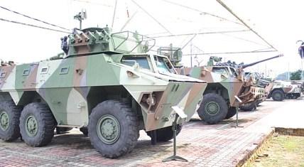 kereta perisau angkatan tentera malaysia