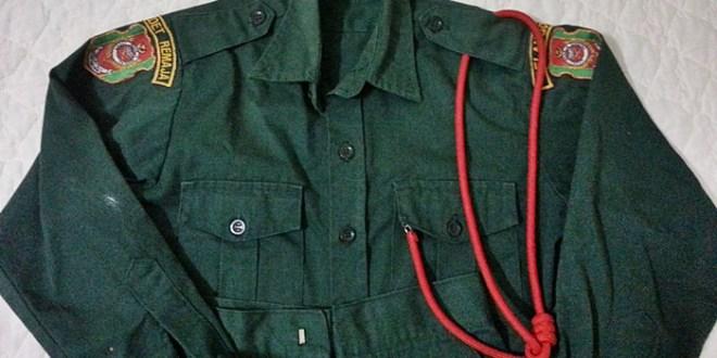 Kisah Sedih Uniform KRS  Yang Ingin Dilupakan