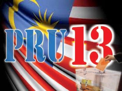 Tarikh Mengundi PRU 13 Hari Ahad 5 Mei 2013