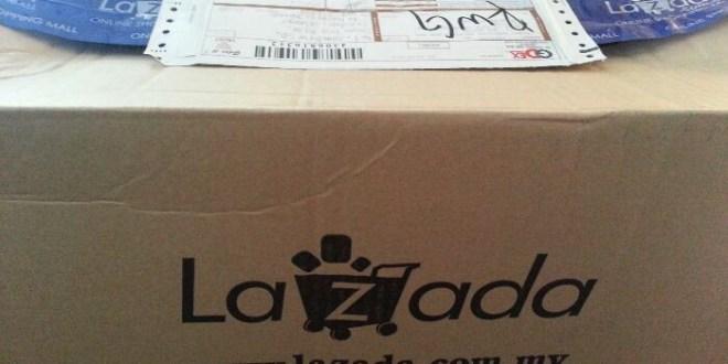 Kejutan Dari Lazada