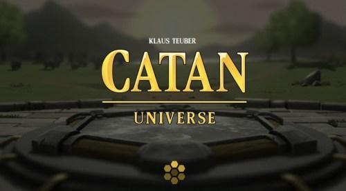 カタンユニバース 起動画面