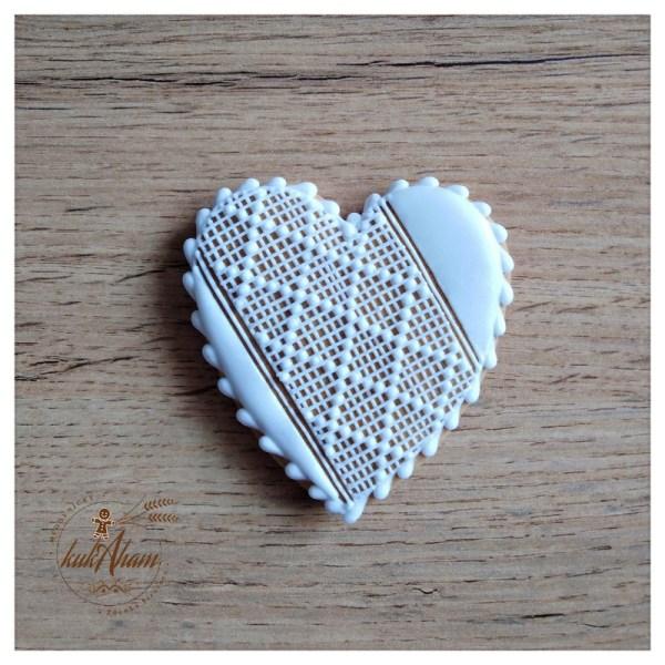Srdce s čipkou 3