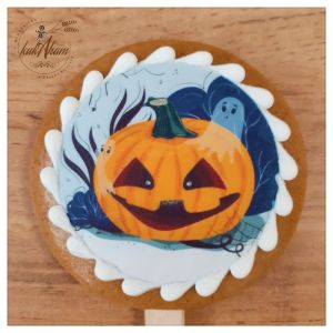 Halloween tekvica pumpkin