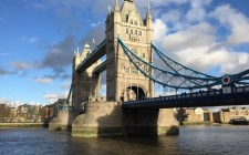 Тауэрский мост или Тауэр-бридж (Tower Bridge), Лондон, Великобритания
