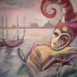 venecian mask