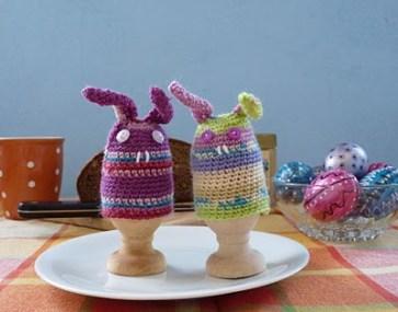 uskrsnji ukrasi pletenje 1