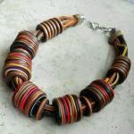 Ogrlica od polimerne gline