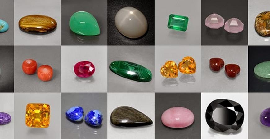 poludrago kamenje vrste obrada i ciscenje