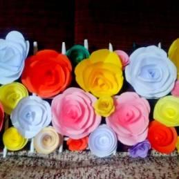 Cvetno pano za dekoracija
