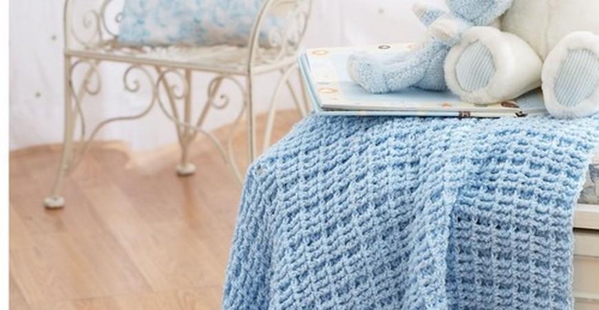 Waffle Stitch Crochet Patterns