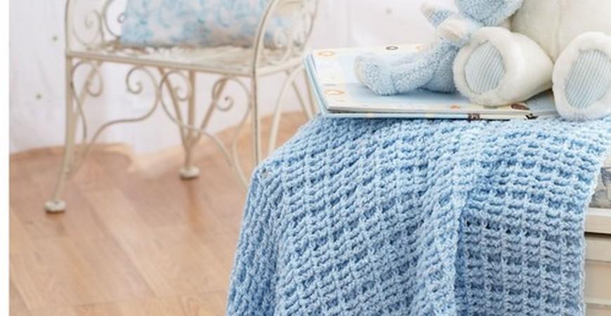 Waffle Stitch Crochet Patterns