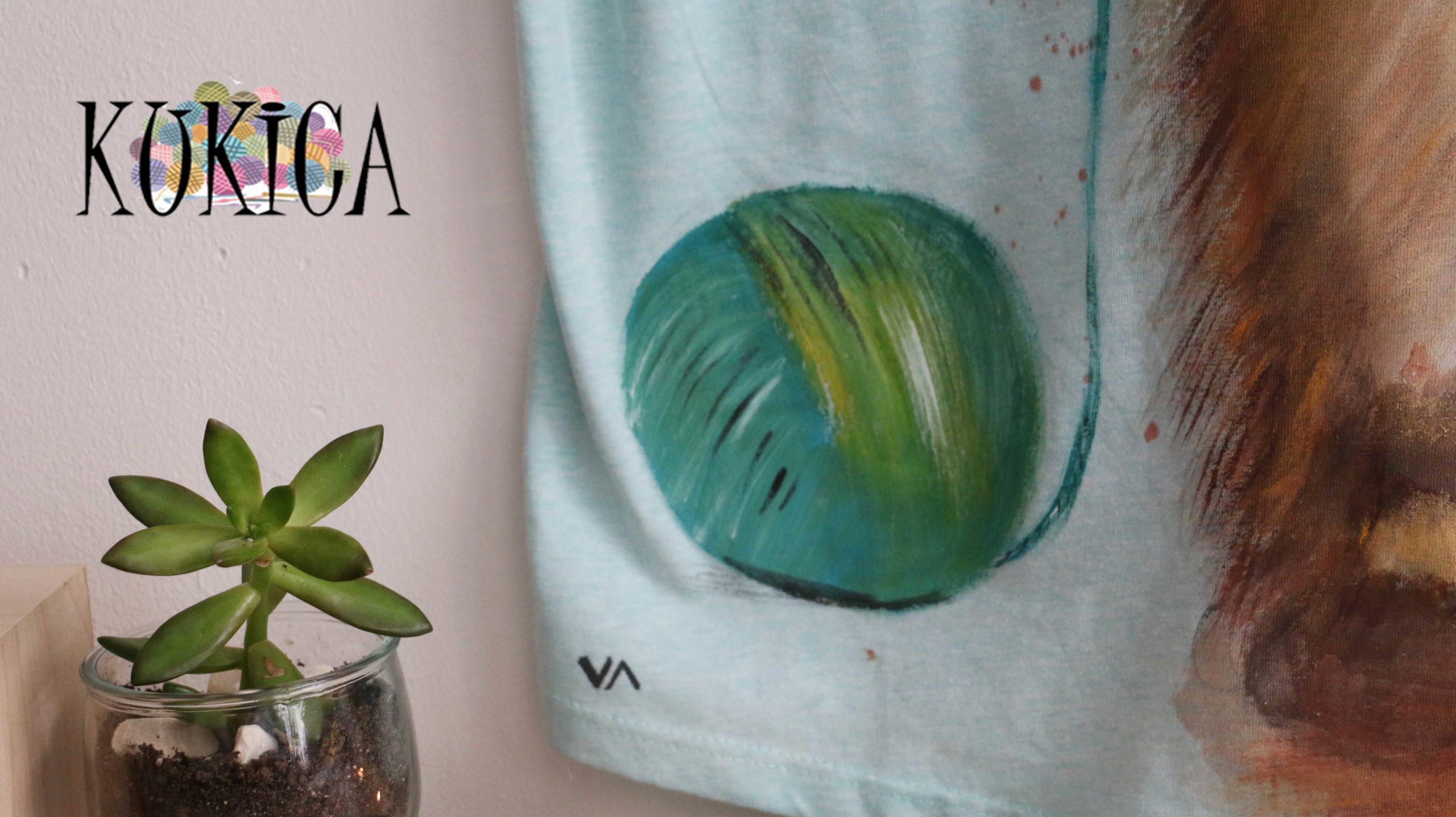 Рисуване върху текстил