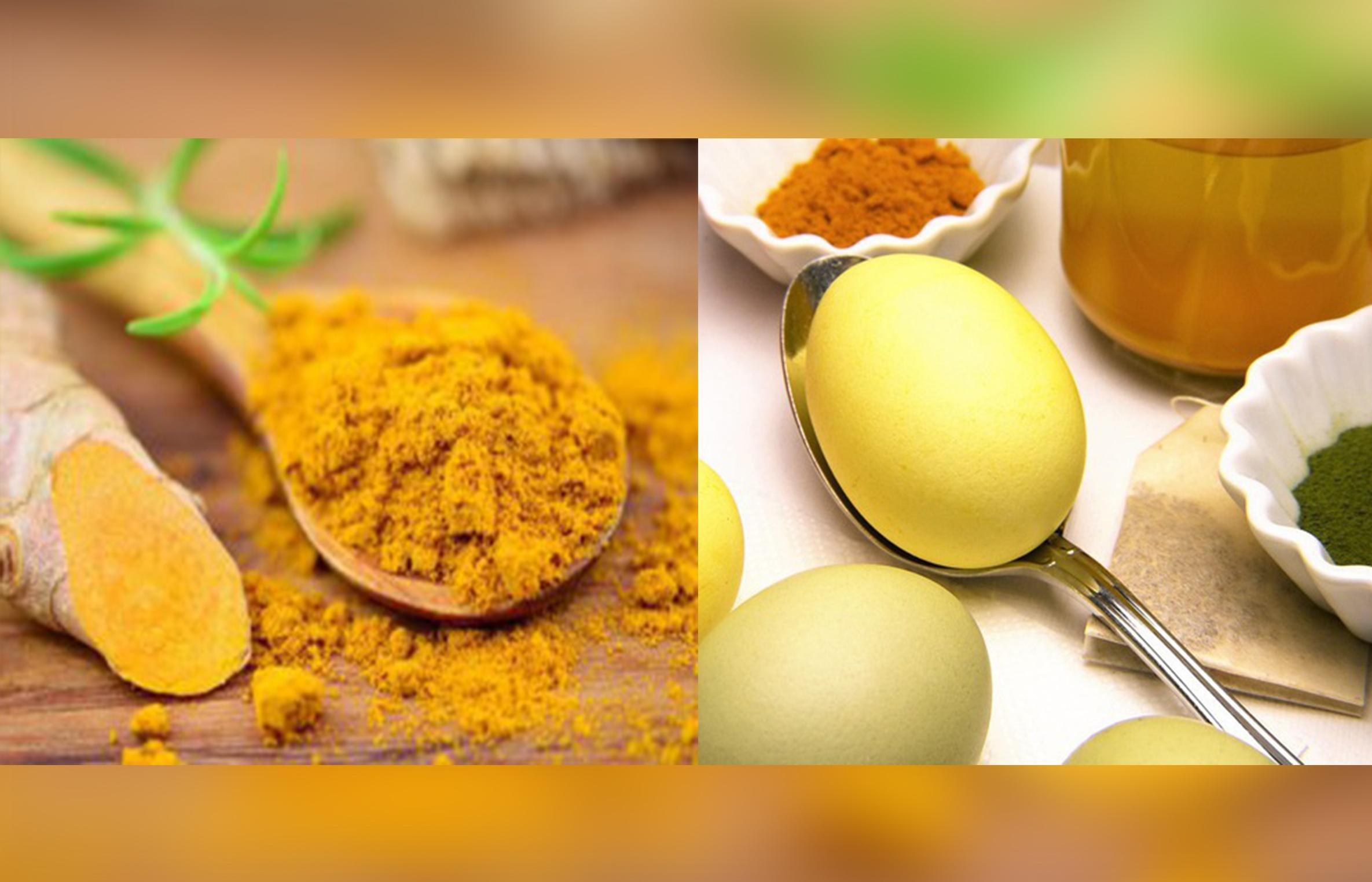 ВЕЛИКДЕН - Боядисване на яйца с натурални бои