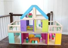 Ručno pravljene drvene igračke