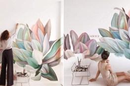 Цветни стенописи