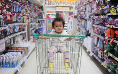 Kuinka paljon vauva maksaa? – Lapsen 1. vuoden kulut