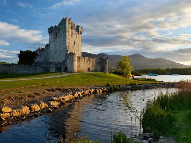Килларни, Ирландия: город и национальный парк острова
