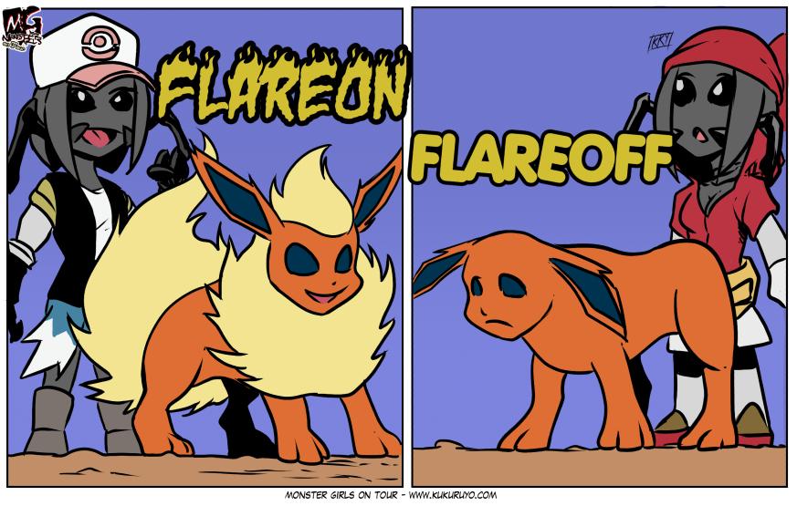 47. Pokemon trainers